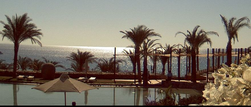 Morning In Dahab